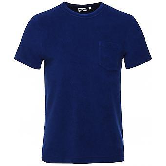 Hartford Terry Towelling Pocket T-Shirt