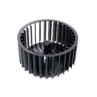 Whirlpool secadora secadora grande del ventilador rueda