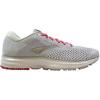 Brooks Revel 2 Grey/White/Pink 120281 1B 028 Women's