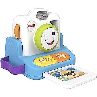Fisher Price GMX42 Laugh and Learn Click and Learn Instant Camera