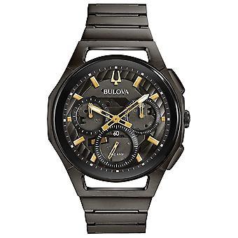 Bulova 98A206 Mænd's Curv Chronograph Watch