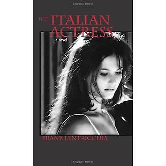 Die italienische Schauspielerin