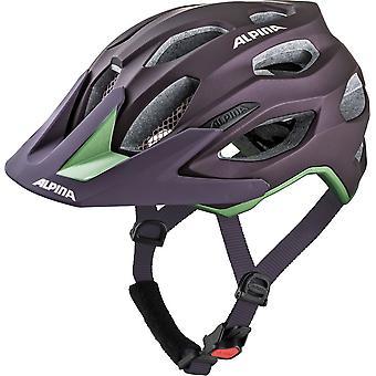 Alpina casque de vélo carapace 2.0 / / morelle