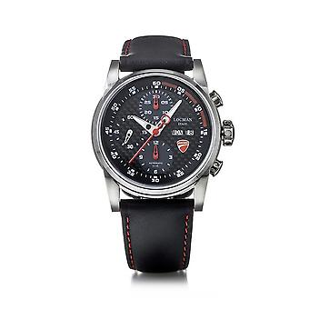 LOCMAN - Wristwatch - Men - D110A09S-00CBIPKR - DUCATI MECHANICAL SELF-WINDING CHRONOGRAPH