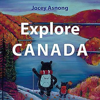 Explore Canada - 9781771603072 Book