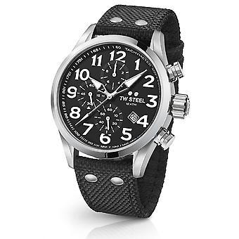 TW Steel VS4 Volante chronograph watch 48mm