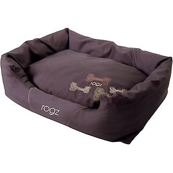 Rogz Dog bed Pp-Ce Marron (Dogs , Bedding , Beds)