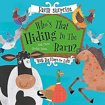 Who's That Hiding In The Barn? by Nick Pierce - 9781912904457 Book