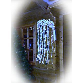 Jandei Şelale Lamba LED CHAMPA Soğuk Beyaz 440led 1.2m 24V