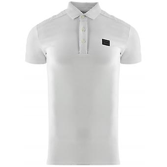 Antony Morato Sport White Logo Polo Shirt