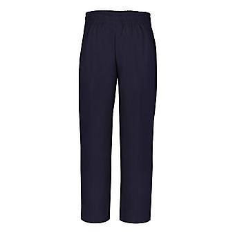 CLASSROOM Big Boys' Uniform Pull-On Husky Pant, Dark Navy, 18H