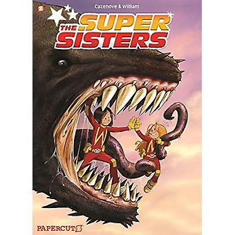 Super Sisters by Christophe Cazanove - 9781629918662 Book