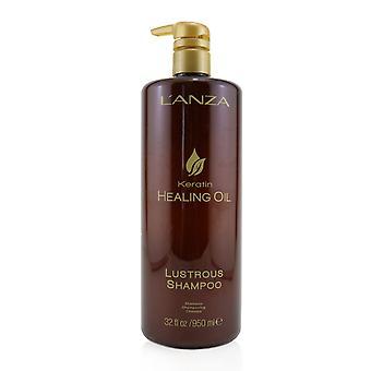 Keratin healing oil lustrous shampoo 249155 950ml/32oz