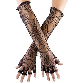 Käsineet Spiderweb ei sormet