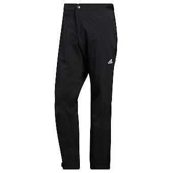 adidas Golf Mens RAIN.RDY Tech Water Repellant Pants Trousers