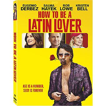How to Be a Latin Lover [DVD] USA import