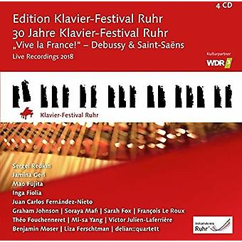 Klavier-Festival Ruhr 37 [CD] USA import