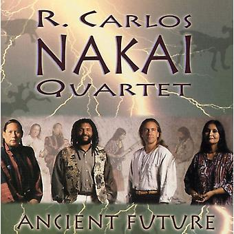 R. Carlos Nakai - Ancient Future [CD] USA import