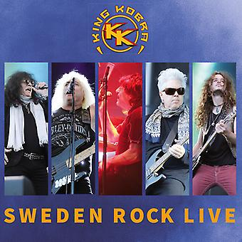 King Kobra - Sweden Rock Live [CD] USA import