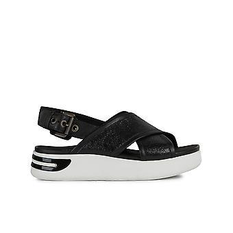 Geox d ottaya sandaler kvinder sort