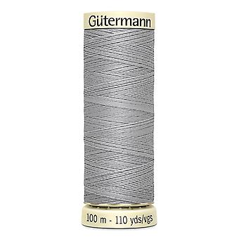 Gutermann Sew-all 100% Polyester Thread 100m Hand and Machine Colour Code  - 38