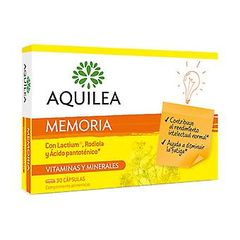 Aquilea Memory 30 tabletter