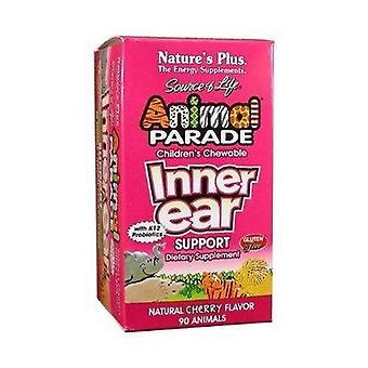 Animal Parade Inner Ear 90 tablets