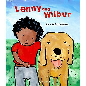 Lenny and Wilbur by Ken Wilson Max