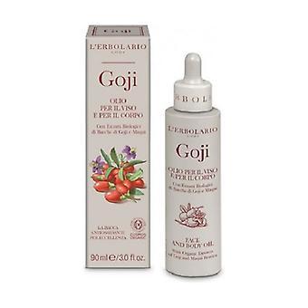Goji Body and Facial Oil 90 ml