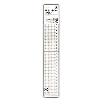 Xcut 30cm Precision Ruler (Metal Edge Inlay) (XCU 255301)