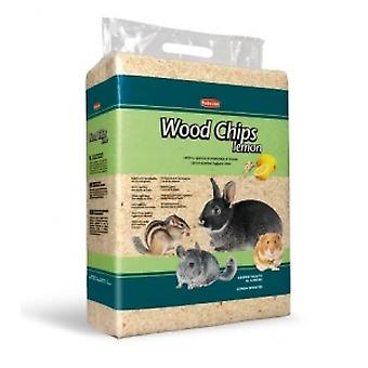 Padovan Wood Chips, Lemon (Small pets , Bedding)