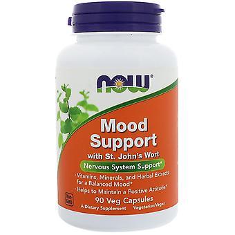 Now Foods, Mood Support mit St. John's Wort, 90 Veg Kapseln
