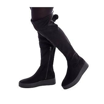 Xti - Shoes - Boots - 48587_BLACK - Ladies - Schwartz - EU 38