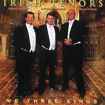Irish Tenors - We Three Kings [CD] USA import