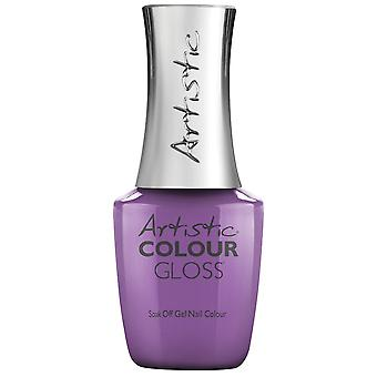 Artistic Colour Gloss Cool As It Gets 2020 Summer Gel Polish Collection - Sorbae All Day (2700262) 15ml