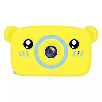 Kids Camera Toys Mini HD Cartoon Cameras -Taking Pictures Camera Toys Gifts For Boy Girl Birthday Children's Day
