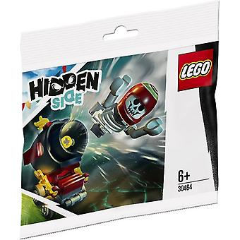 LEGO 30464 El Fuego's stunt gun polybag