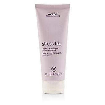 Stress Fix Creme Cleansing Oil 200ml or 6.7oz