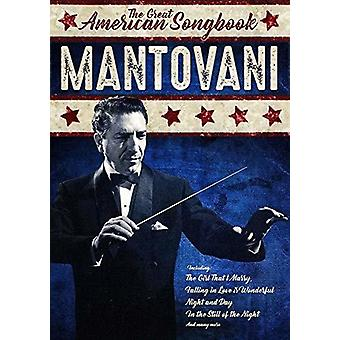 Great American Songbook By Mantovani [DVD] USA import