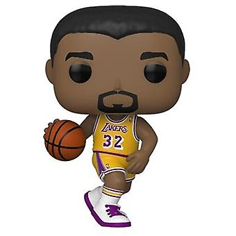Legends - Magic Johnson (Lakers Home) USA import