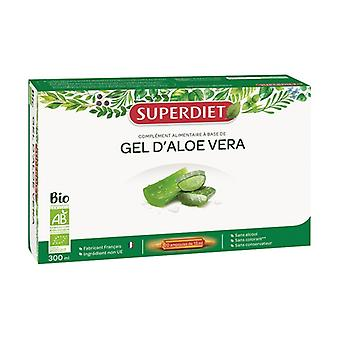 Aloe Vera 20 bulbs of 15ml