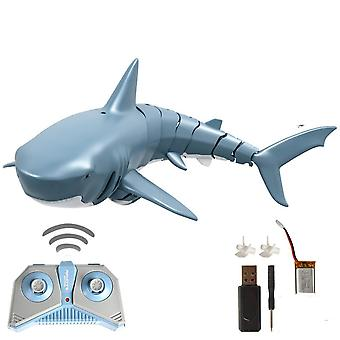 2.4g Waterproof Remote Control Shark Toy