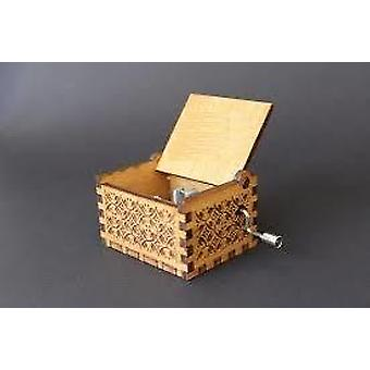 Wooden Music Box - Game Of Thrones
