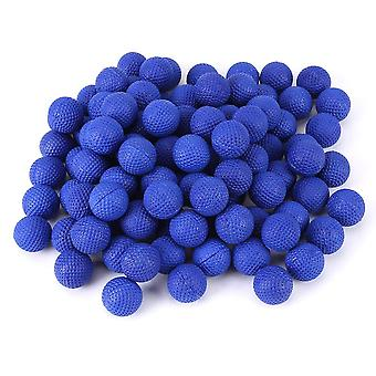 100pcs Rounds Soft Elastic Balls For Rival Zeus Apollo Toy- Compatible Gun