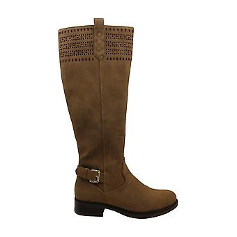 Xoxo Womens Steiber Leather Closed Toe Knee High Fashion Boots