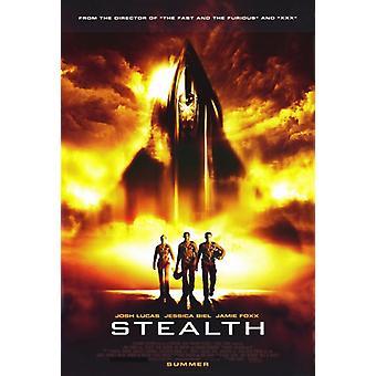 Stealth Movie Poster Print (27 x 40)