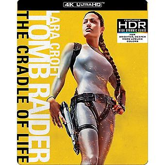 Lara Croft Tomb Raider: Cradle of Life [Blu-ray] USA import