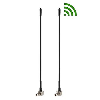 4g Lte Connector 5dbi Broadband Antenna Booster Signal Amplifier For Huawei