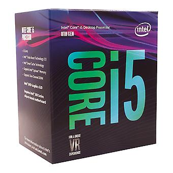 Intel core i5-8400 detail - (1151/hex core/2.80ghz/9MB/coffee lake/65w/graphics) processor