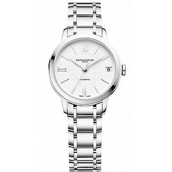 Baume & mercier watch classima m0a10267